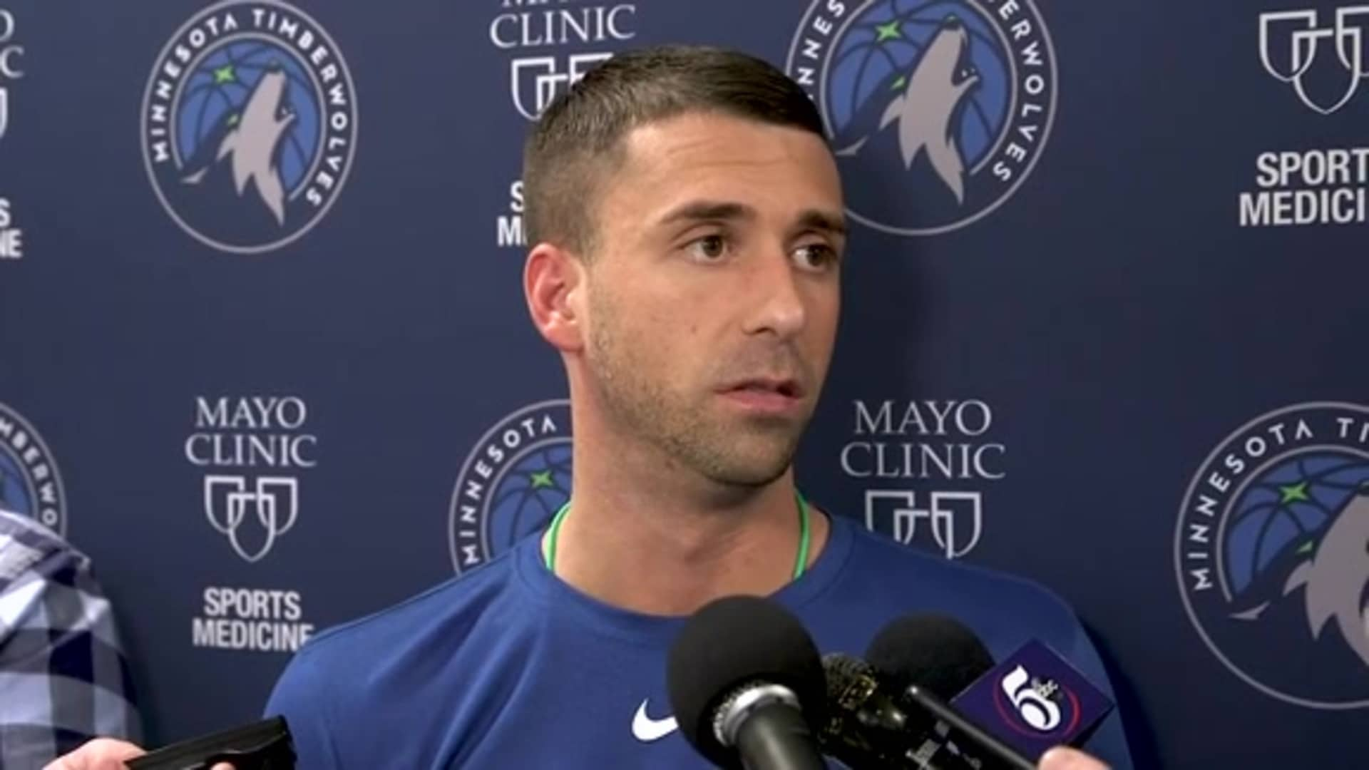 Timberwolves Coach Ryan Saunders On Preparing For Clippers (12.12.19)