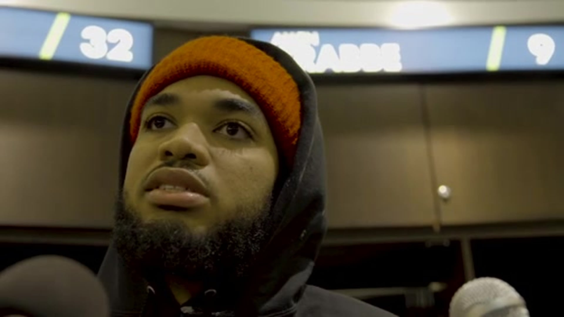 Karl-Anthony Towns After Loss To Raptors (1.18.20)