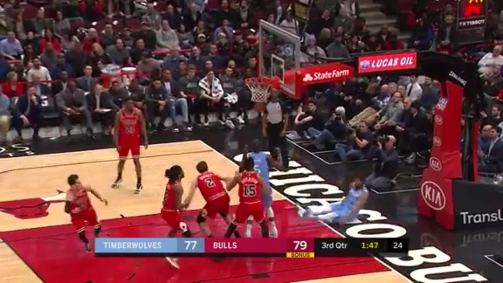 Crabbe With The Strong Drive