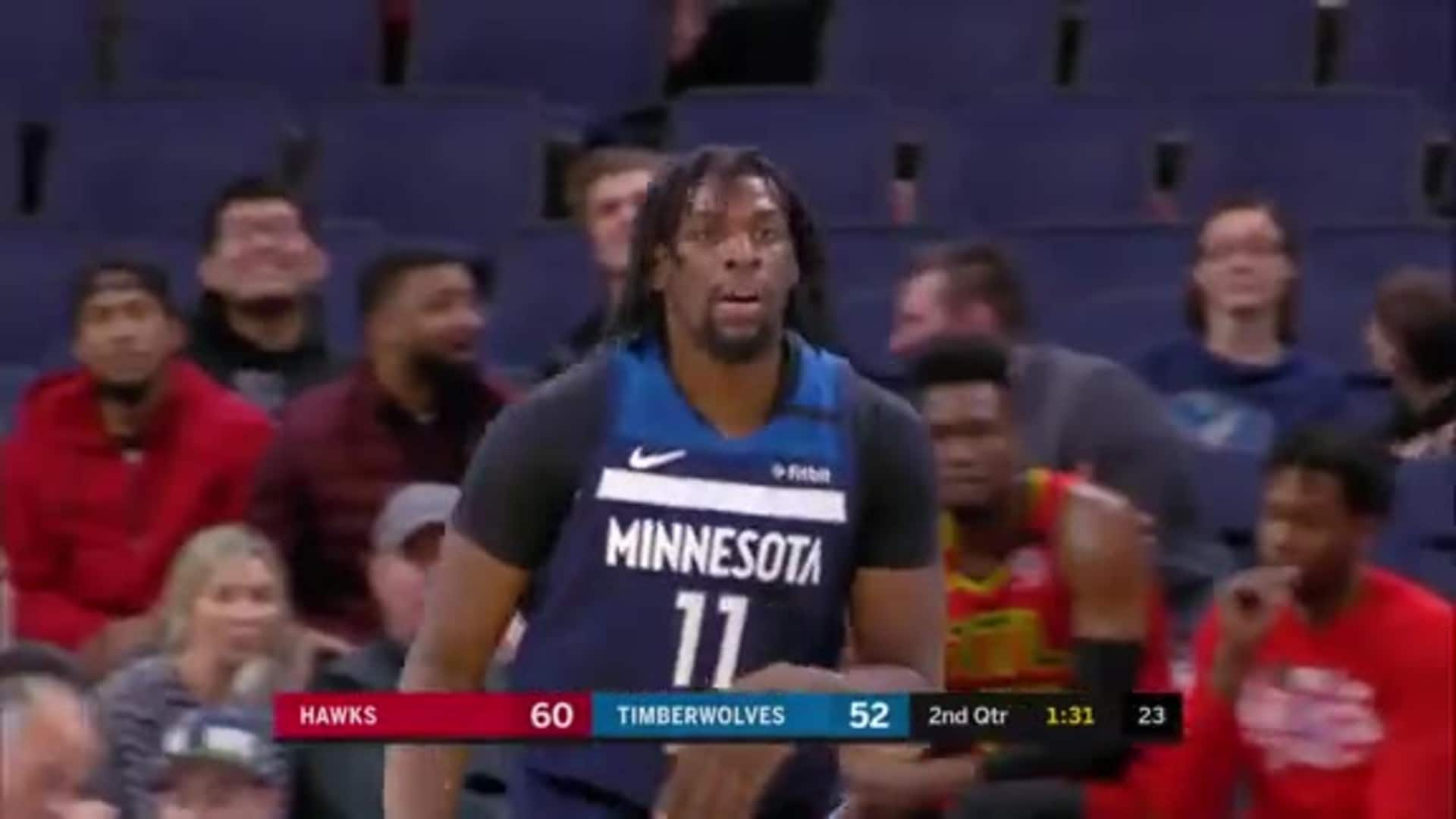 Reid Connects From Deep
