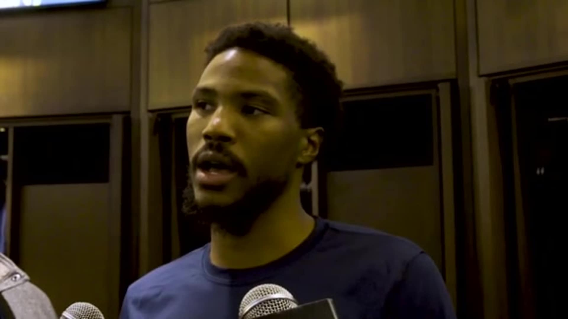 Malik Beasley After First Game With Timberwolves (2.8.20)