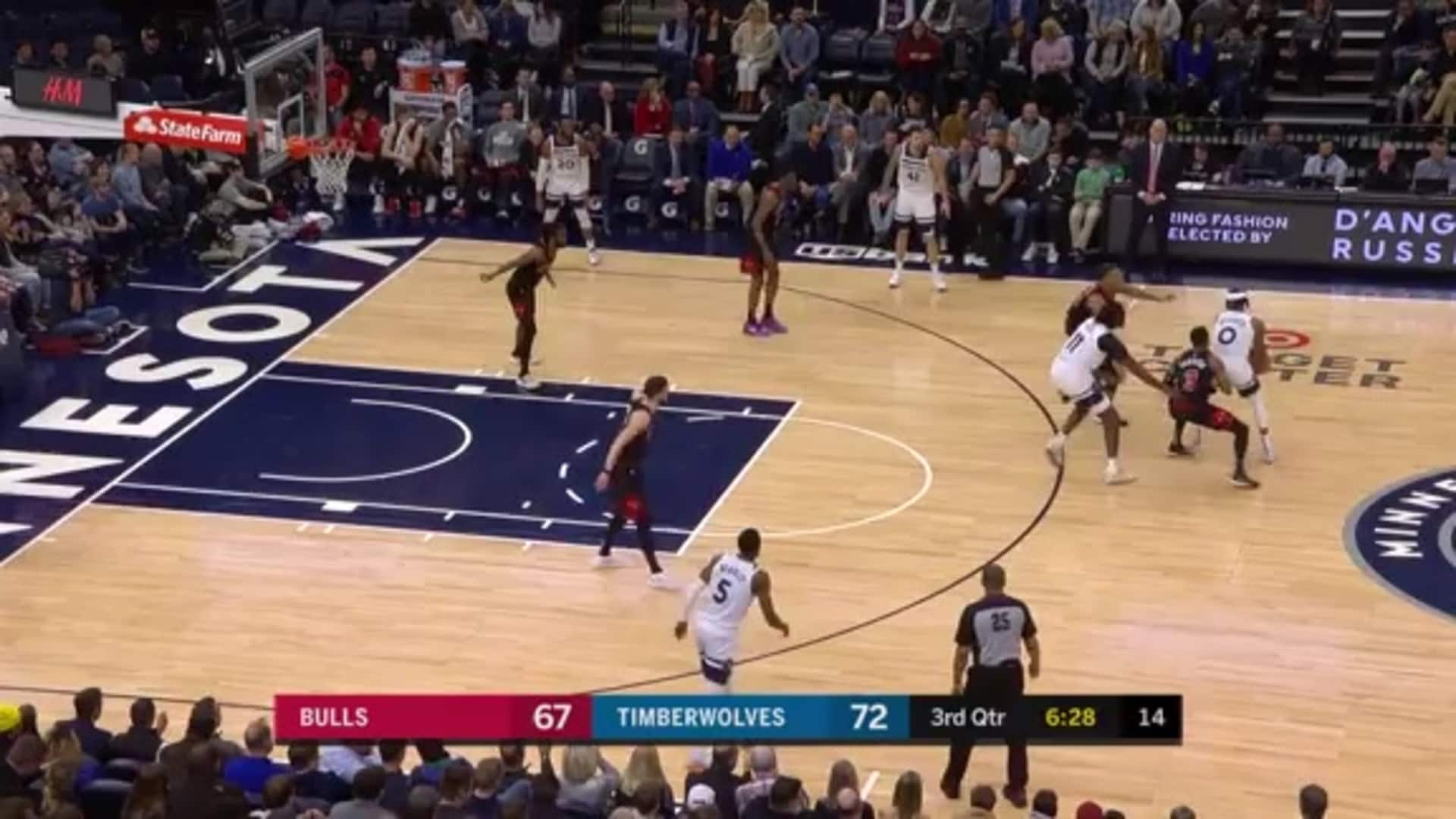 Reid With The Nice Pass To A Cutting Okogie