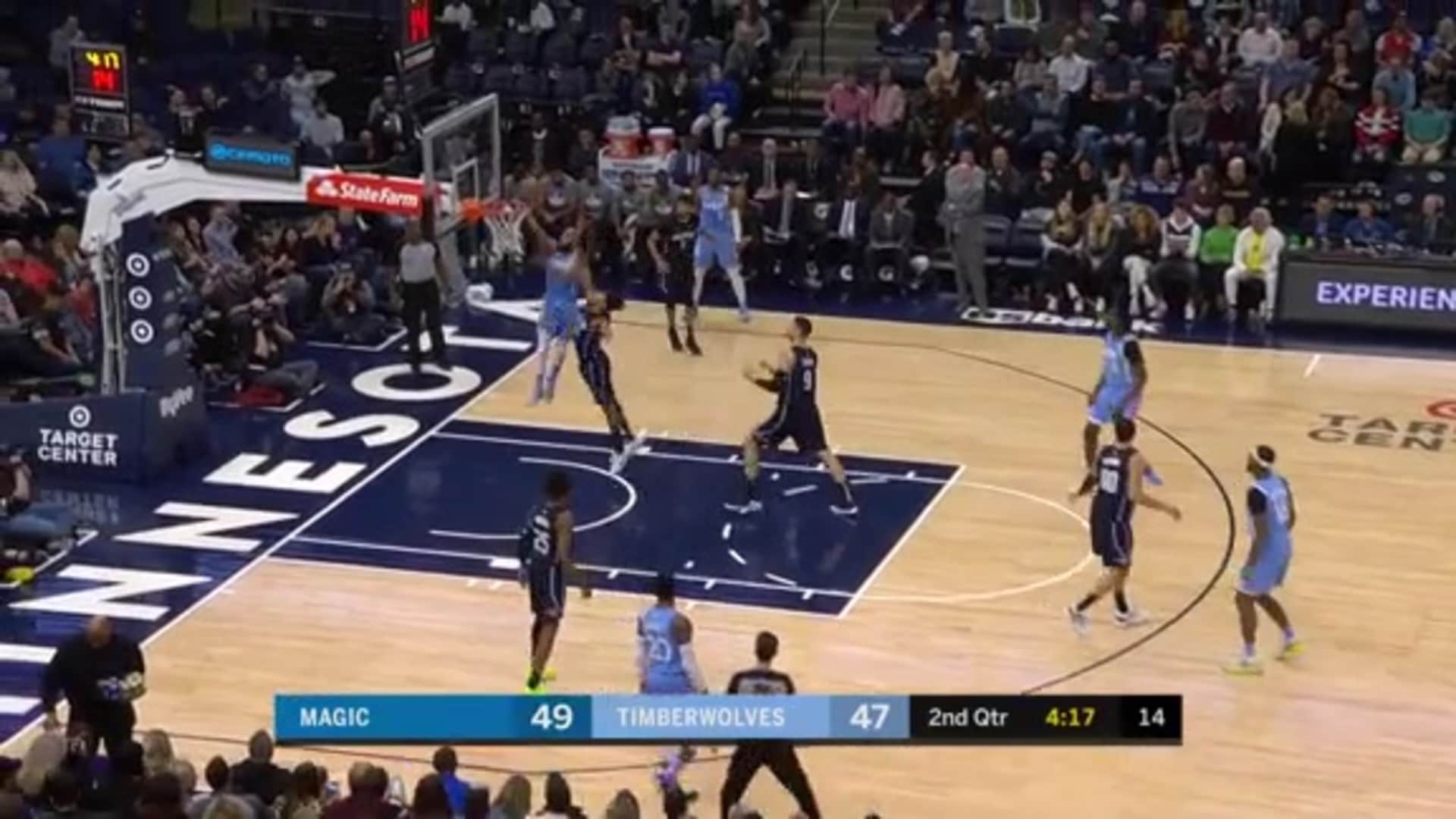 JJ and J-Mac Connect For Alley-Oop