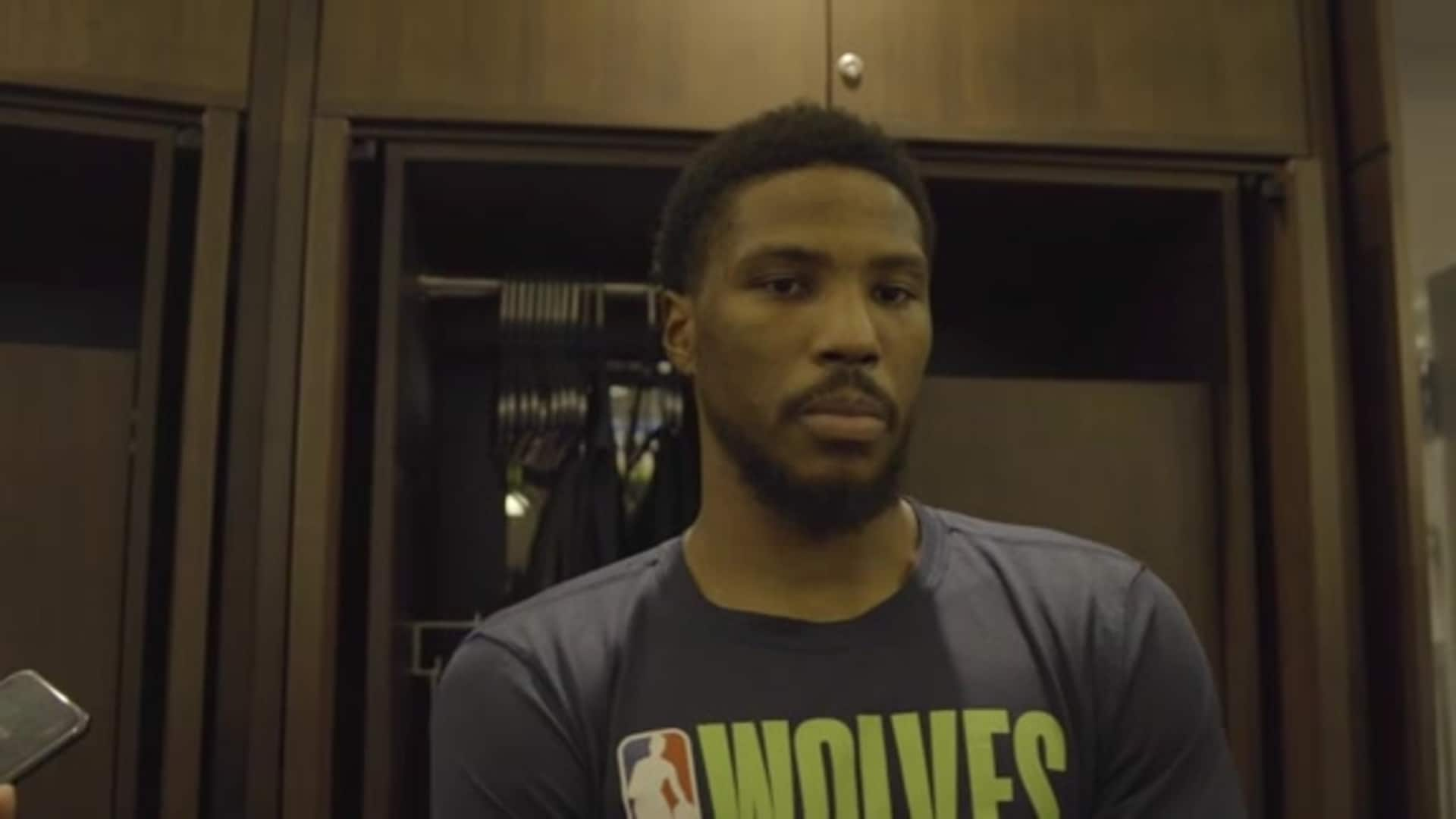 Timberwolves Guard Malik Beasley After Loss To Pelicans (3.8.20)