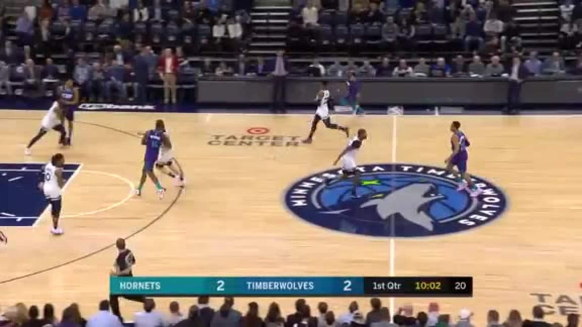 Highlights   Malik Beasley's First 14 Games With Timberwolves