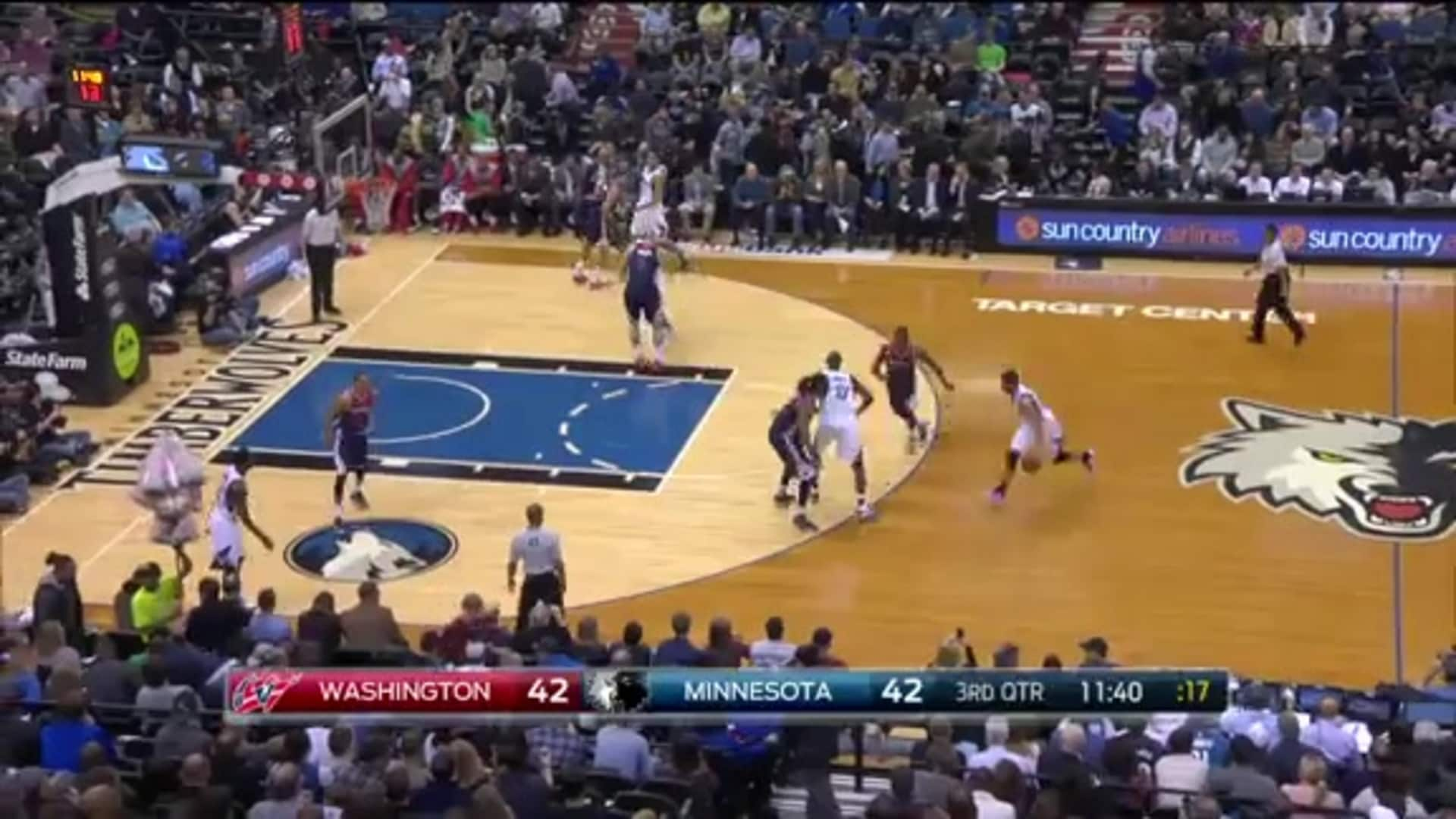 History Vault | Kevin Garnett's 1st Game After Being Traded Back To Timberwolves