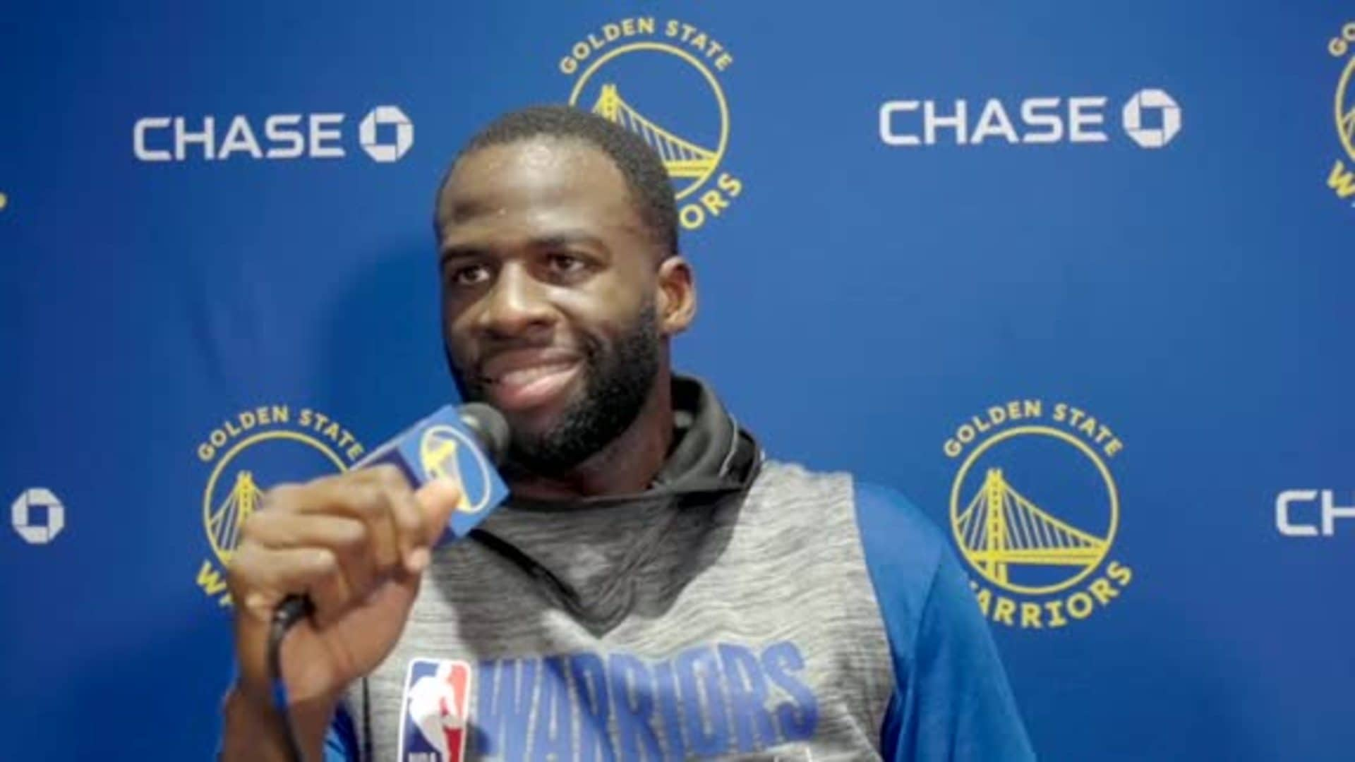 Warriors Talk: Draymond Green - 11/11/19