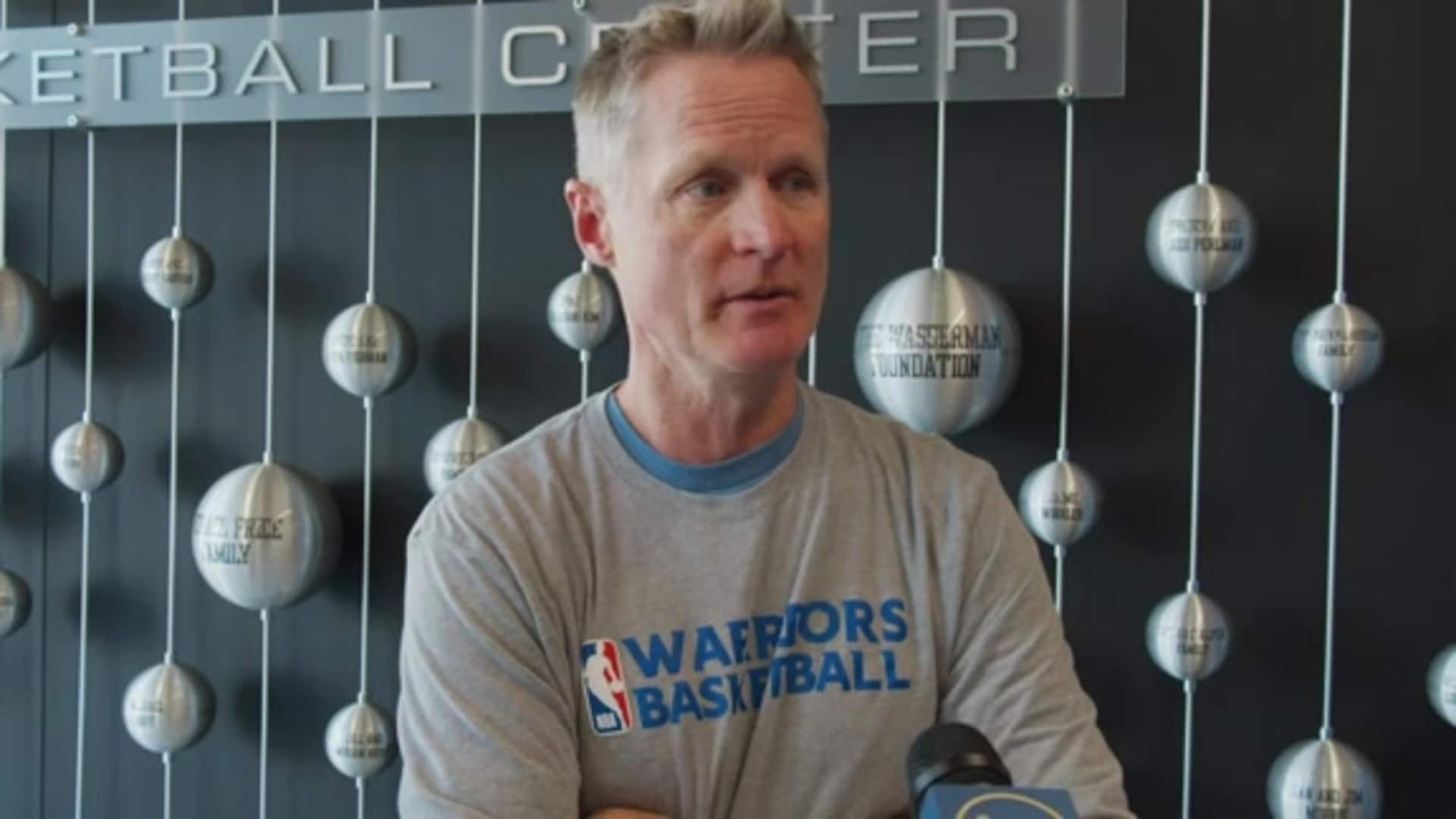 Warriors Talk: Steve Kerr - 11/13/19