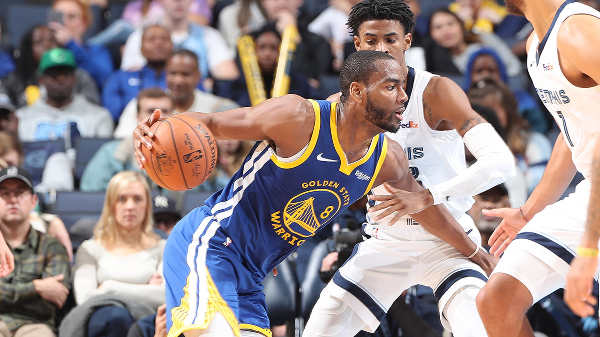 Verizon Game Rewind: Dubs End 7-Game Skid