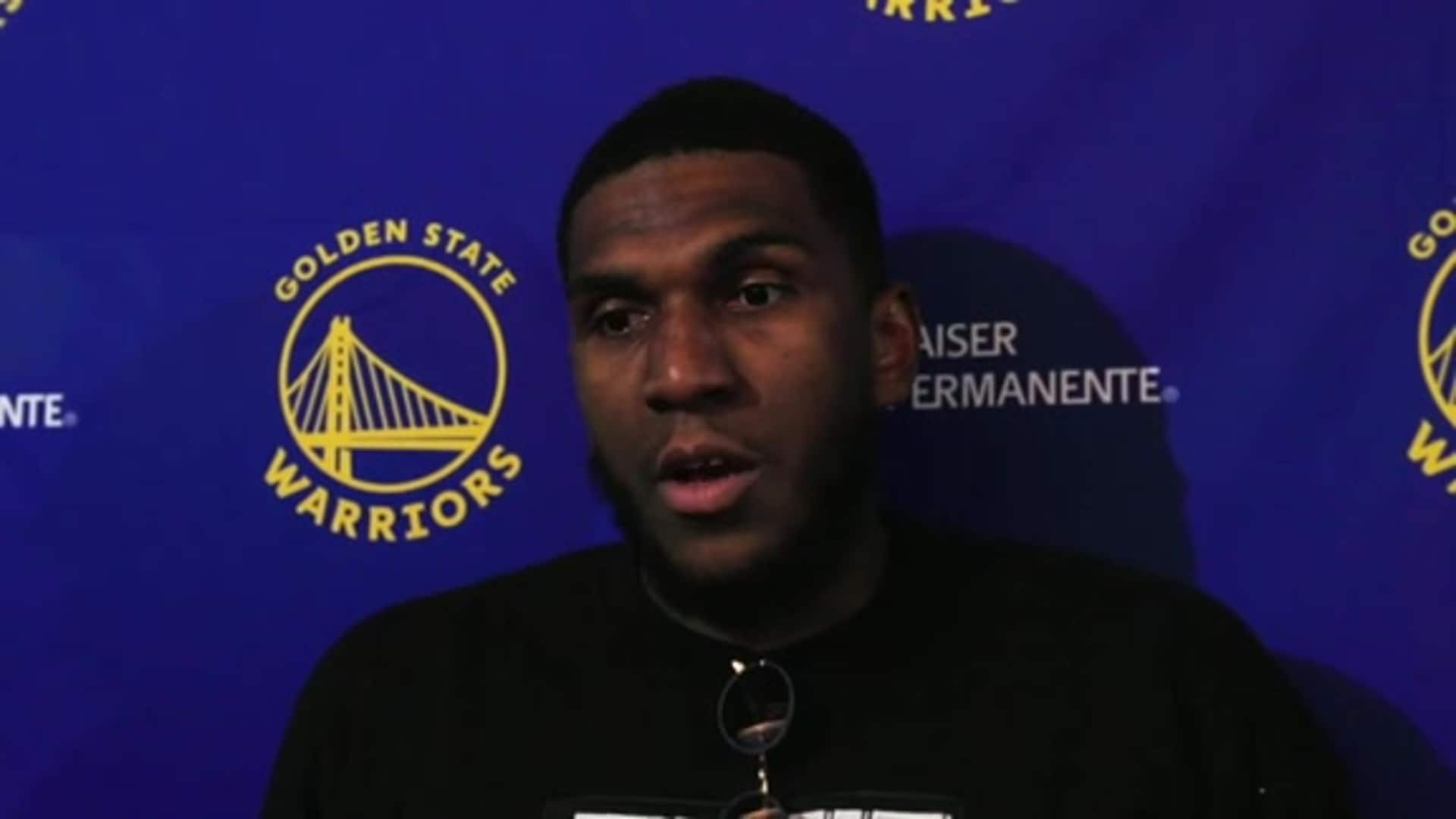 Postgame Warriors Talk: Kevon Looney - 12/2/19