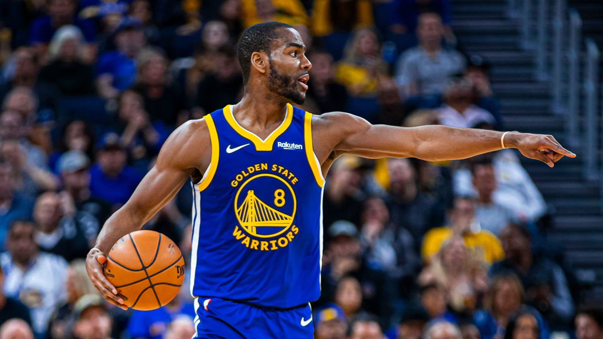 Warriors Player Profile: Alec Burks