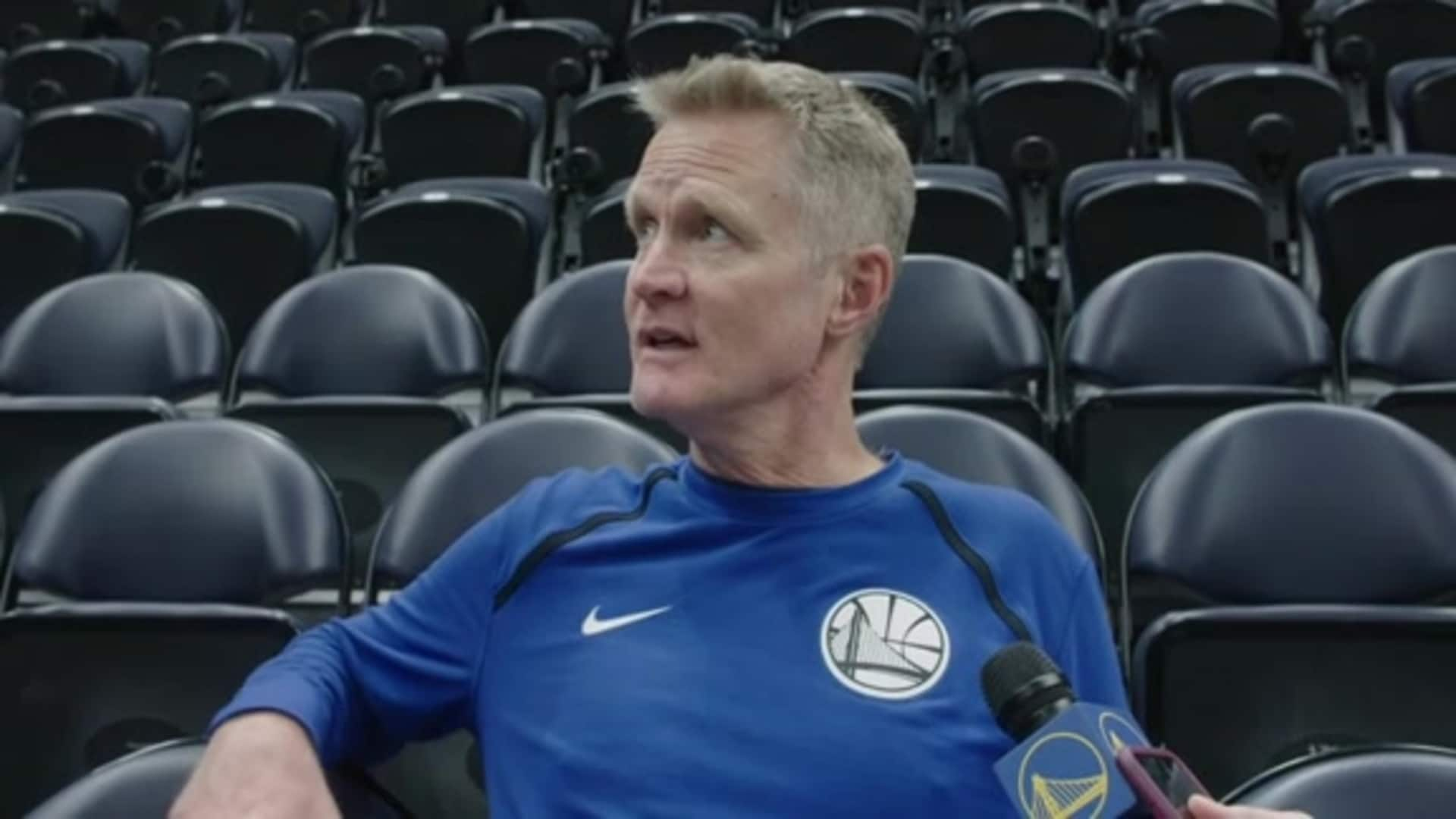 Warriors Talk: Steve Kerr - 12/13/19