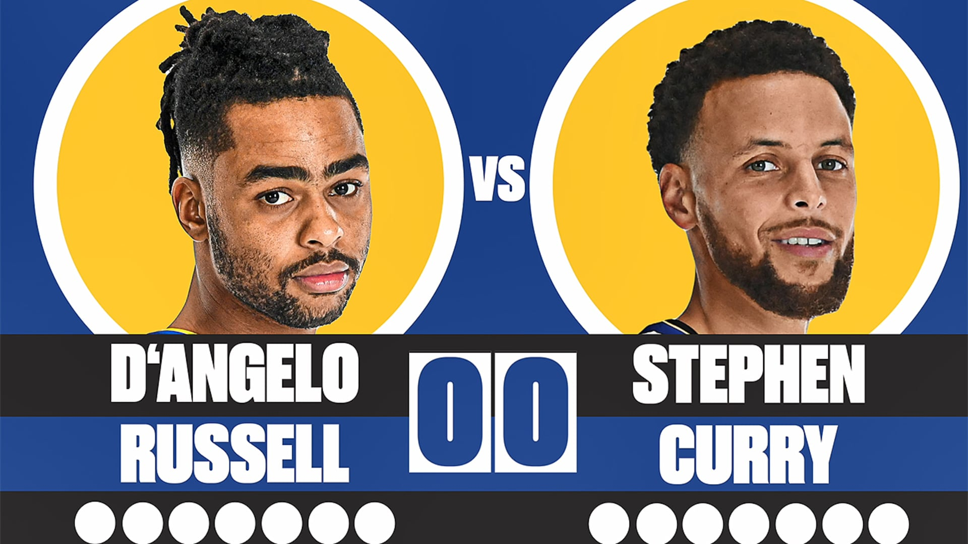 Buzzer Beaters: Stephen Curry vs. D'Angelo Russell