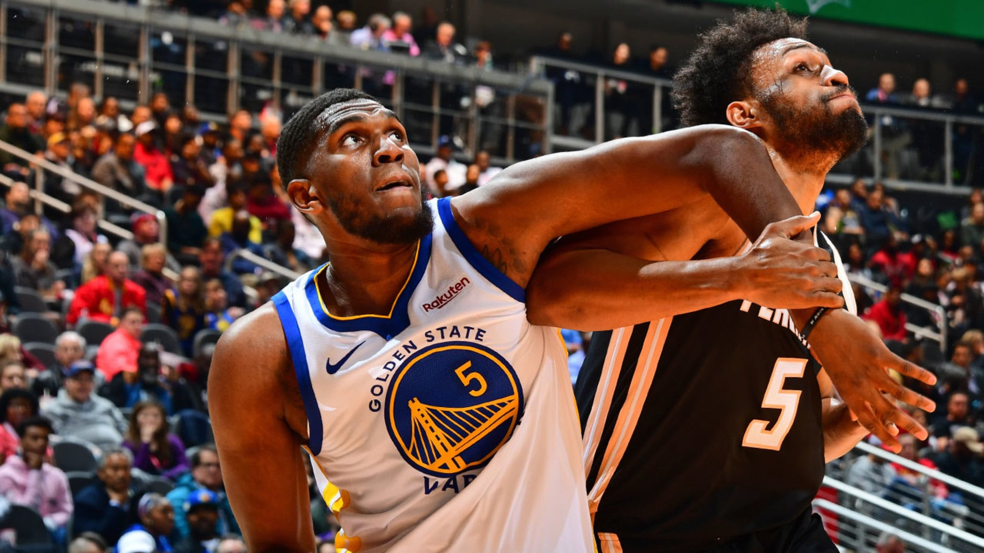 Warriors Player Profile: Kevon Looney
