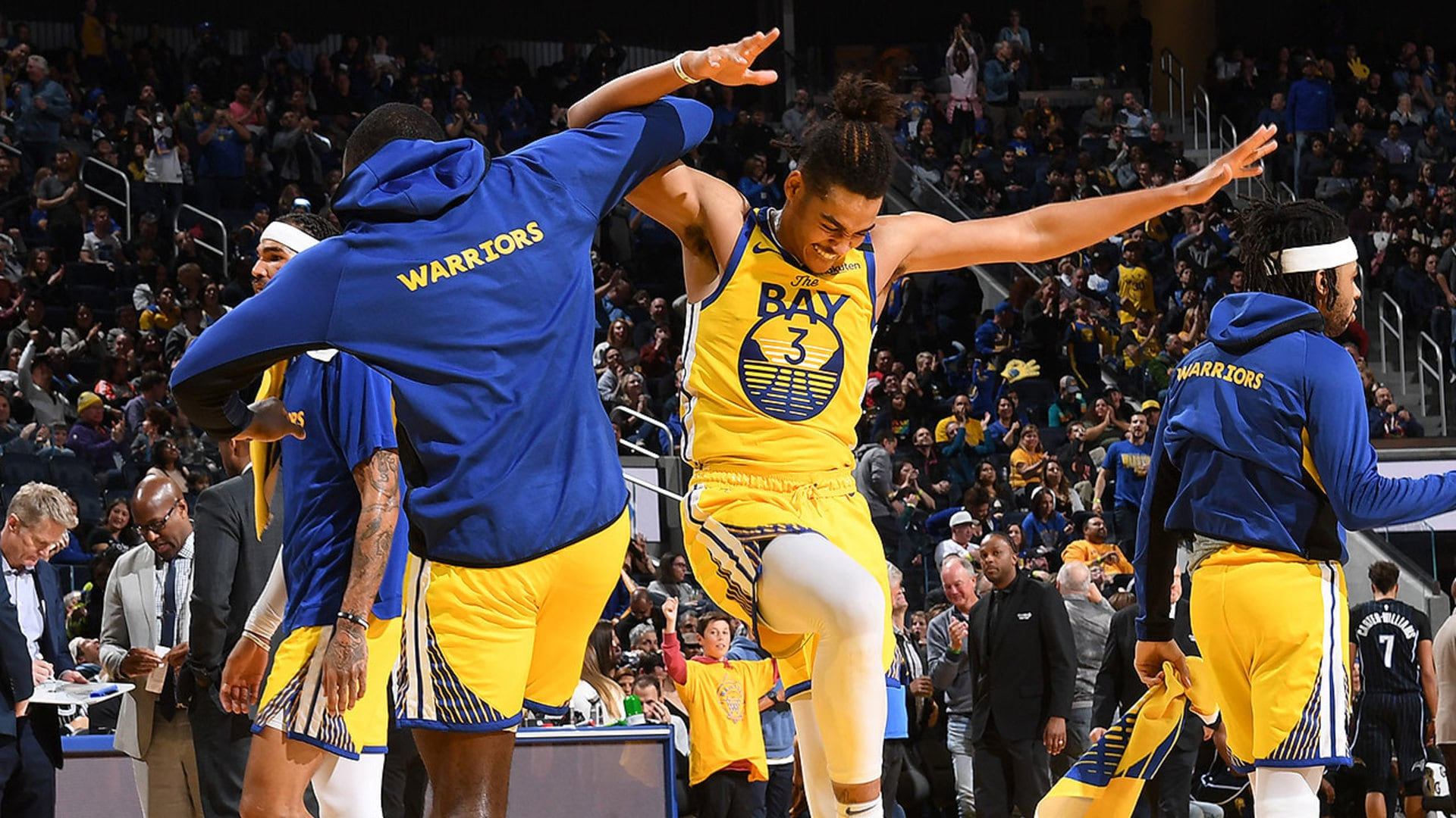 Warriors Film Session: Keep Things Moving Forward