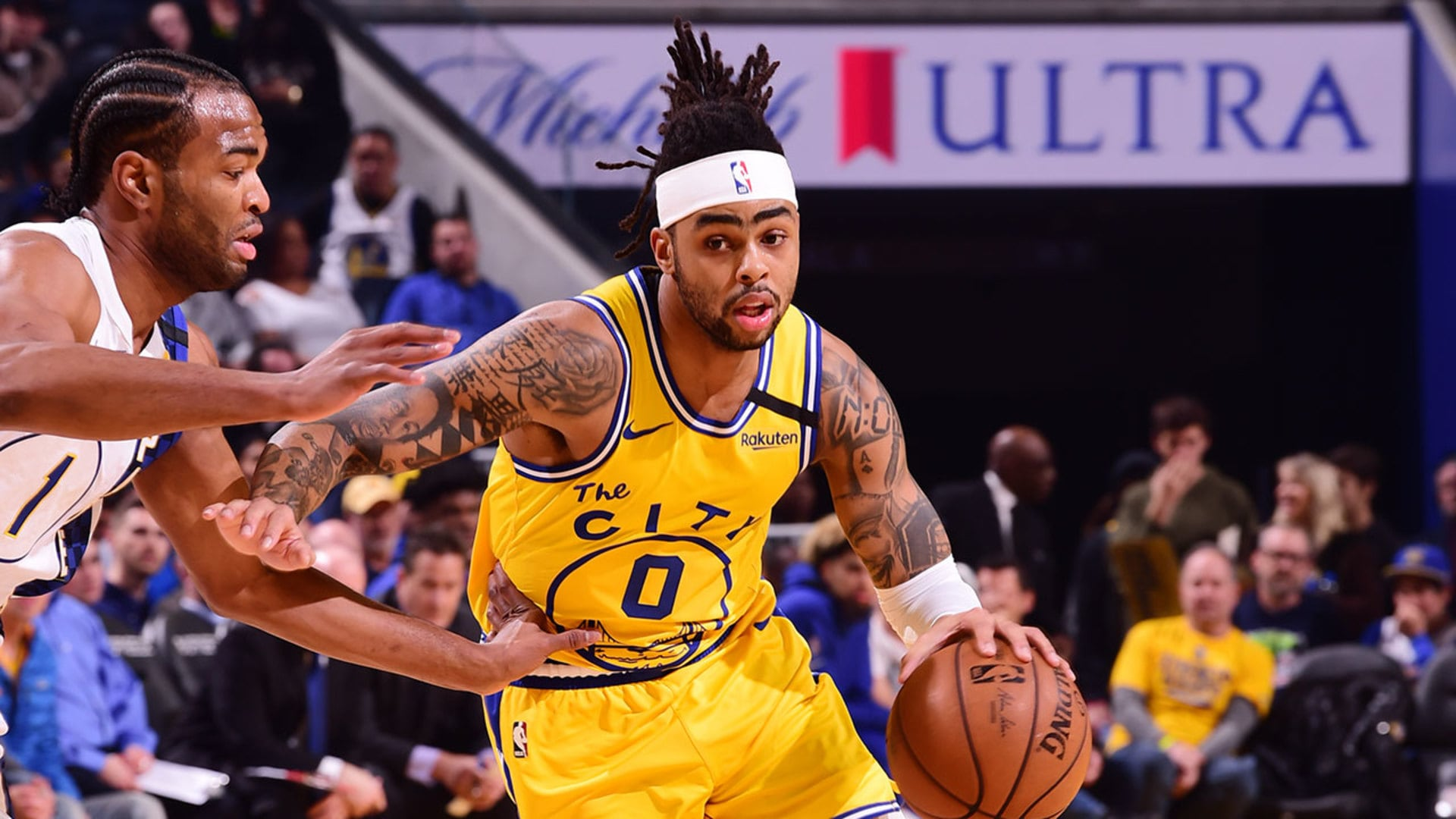 Verizon Game Rewind: D-Lo Drops 37 Points, Dubs Fall to Pacers