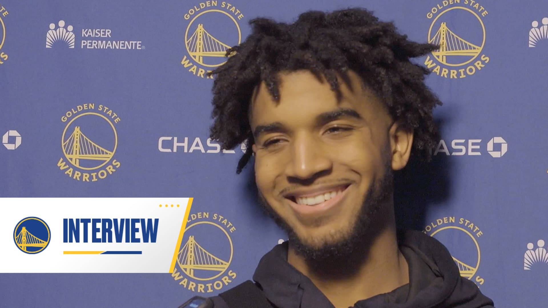 Postgame Warriors Talk: Marquese Chriss - 2/12/20