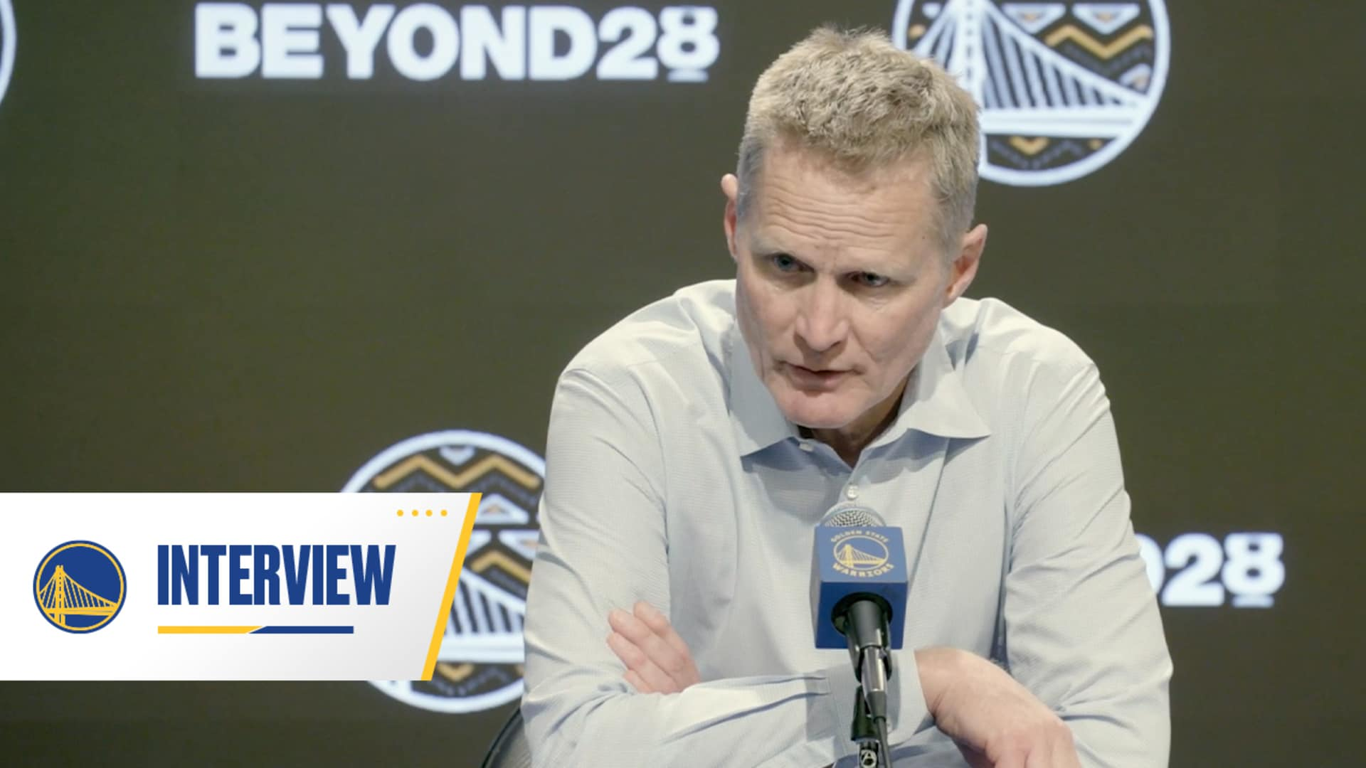 Postgame Warriors Talk: Steve Kerr - 2/20/20