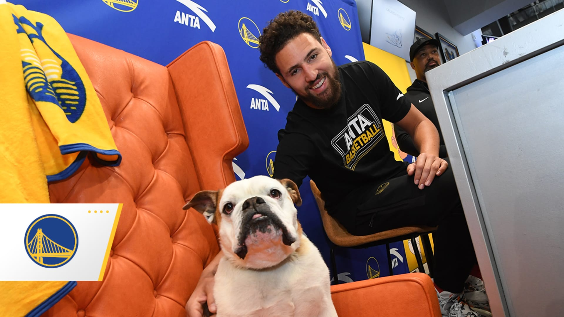 Klay and Rocco Unveil New Anta KT5 Colorway