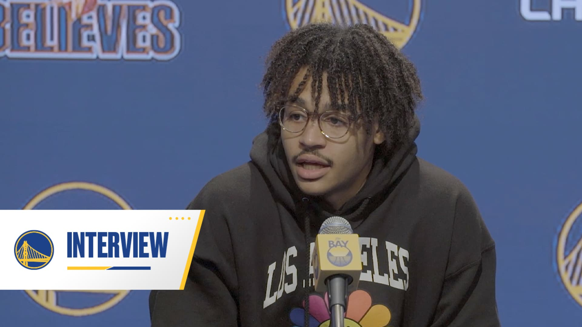 Postgame Warriors Talk: Jordan Poole - 3/1/20