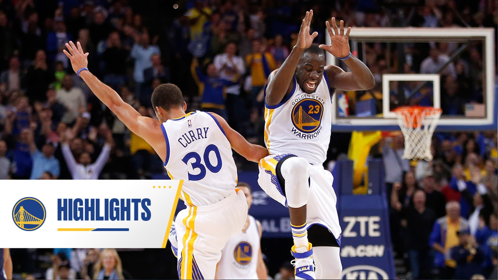 24-0: Best Play of Every Game of Warriors' Season-Opening Win Streak in 2015