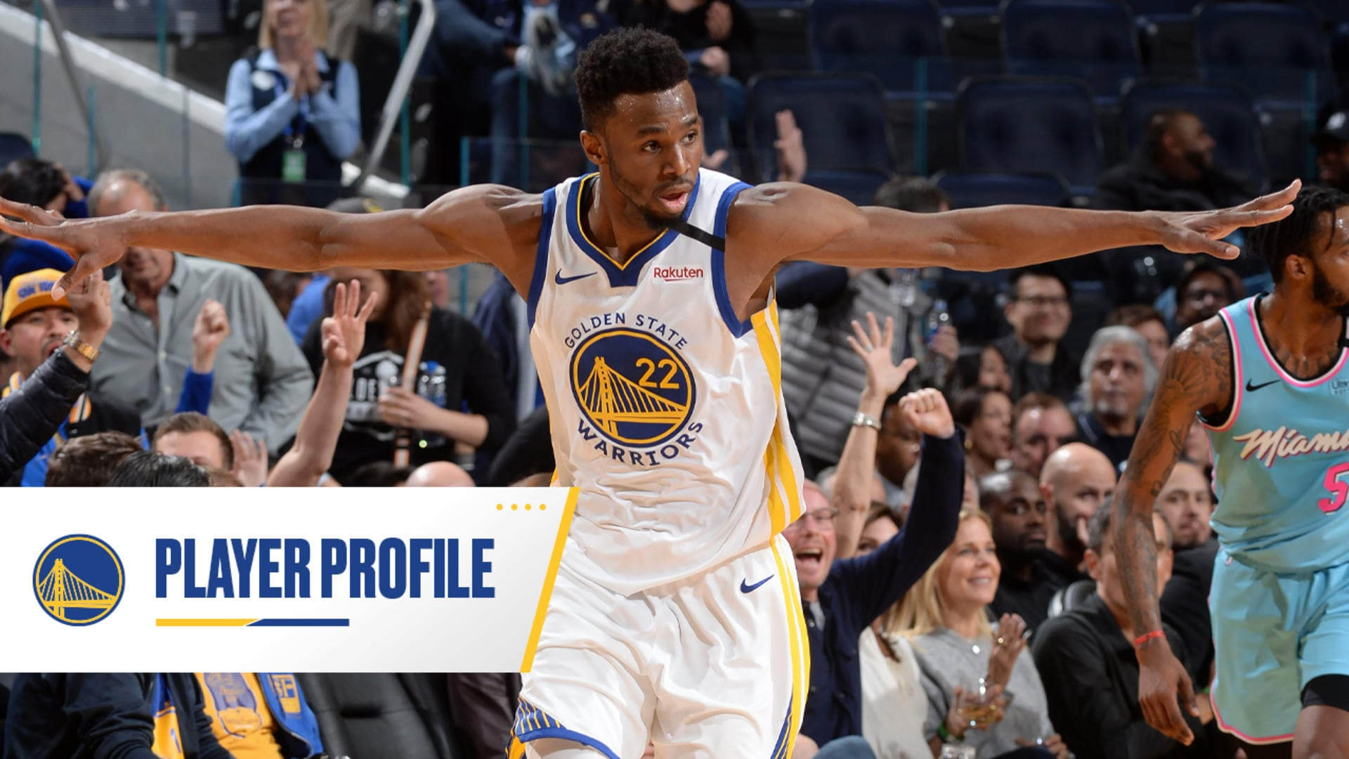 Warriors Player Profile: Andrew Wiggins