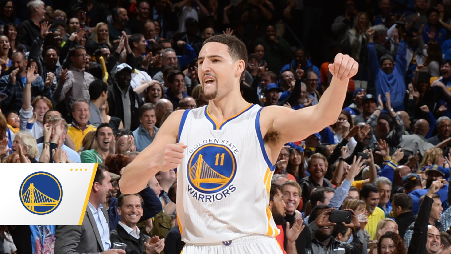 Klay 37: A Look Back at Klay Thompson's 37-Point Quarter
