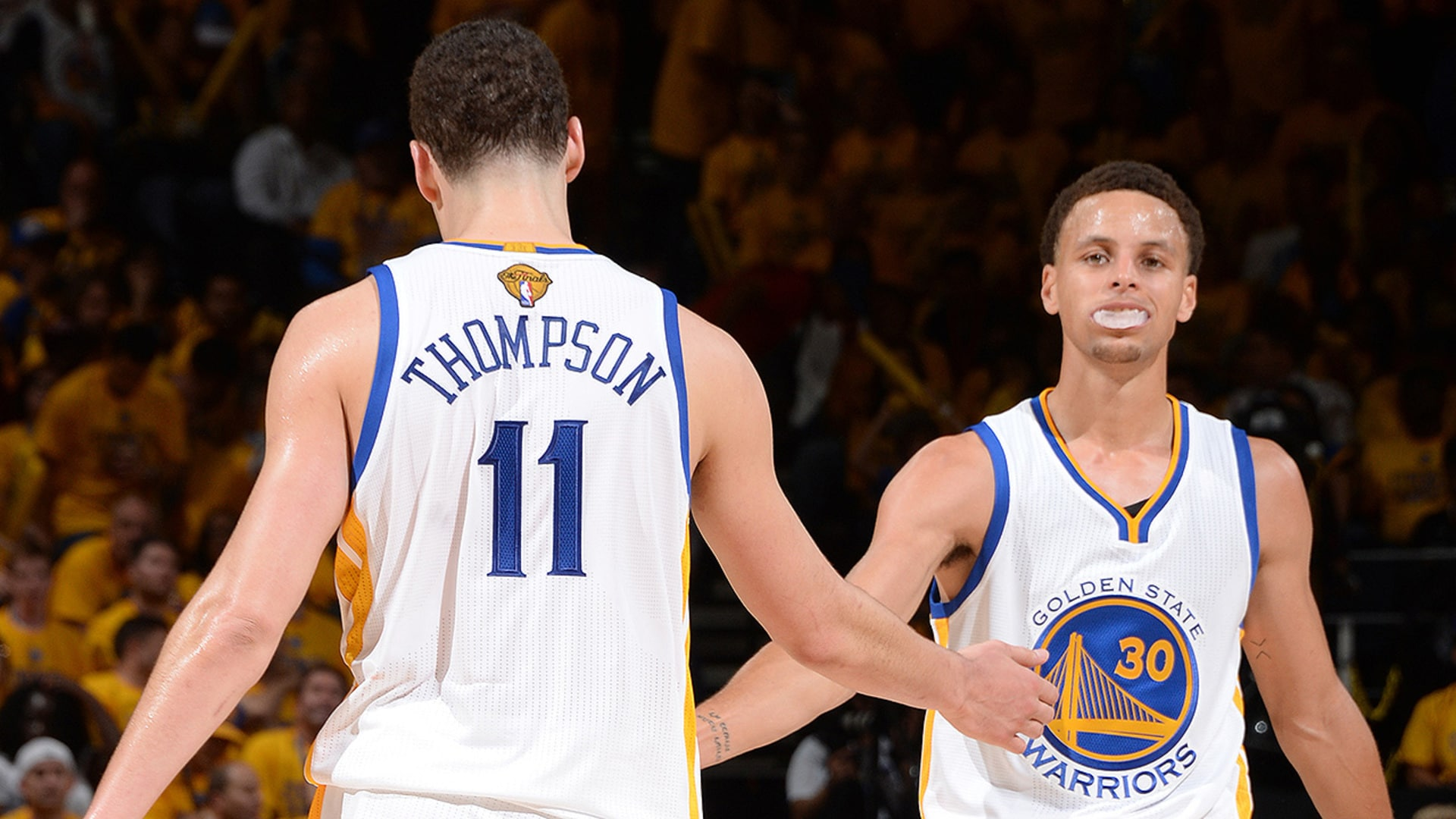 Down the Stretch: 2015 NBA Finals, Game 1