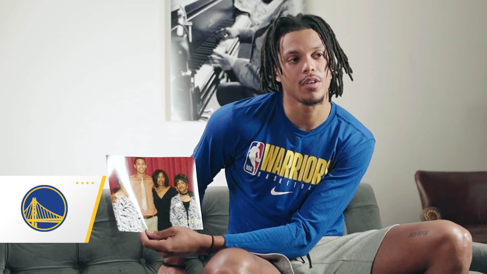 Warriors Snapshots: Damion Lee Talks Family