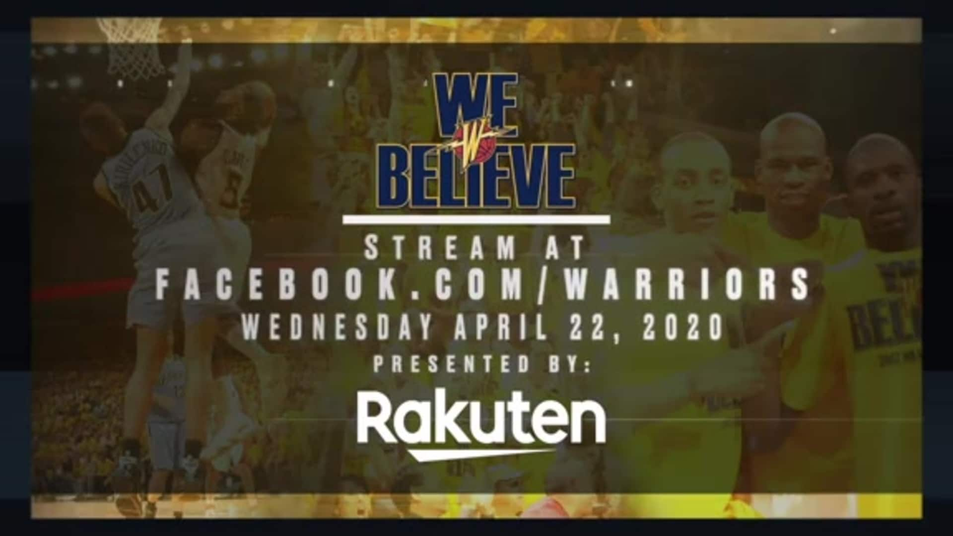 Relive Classic Games from the We Believe Season