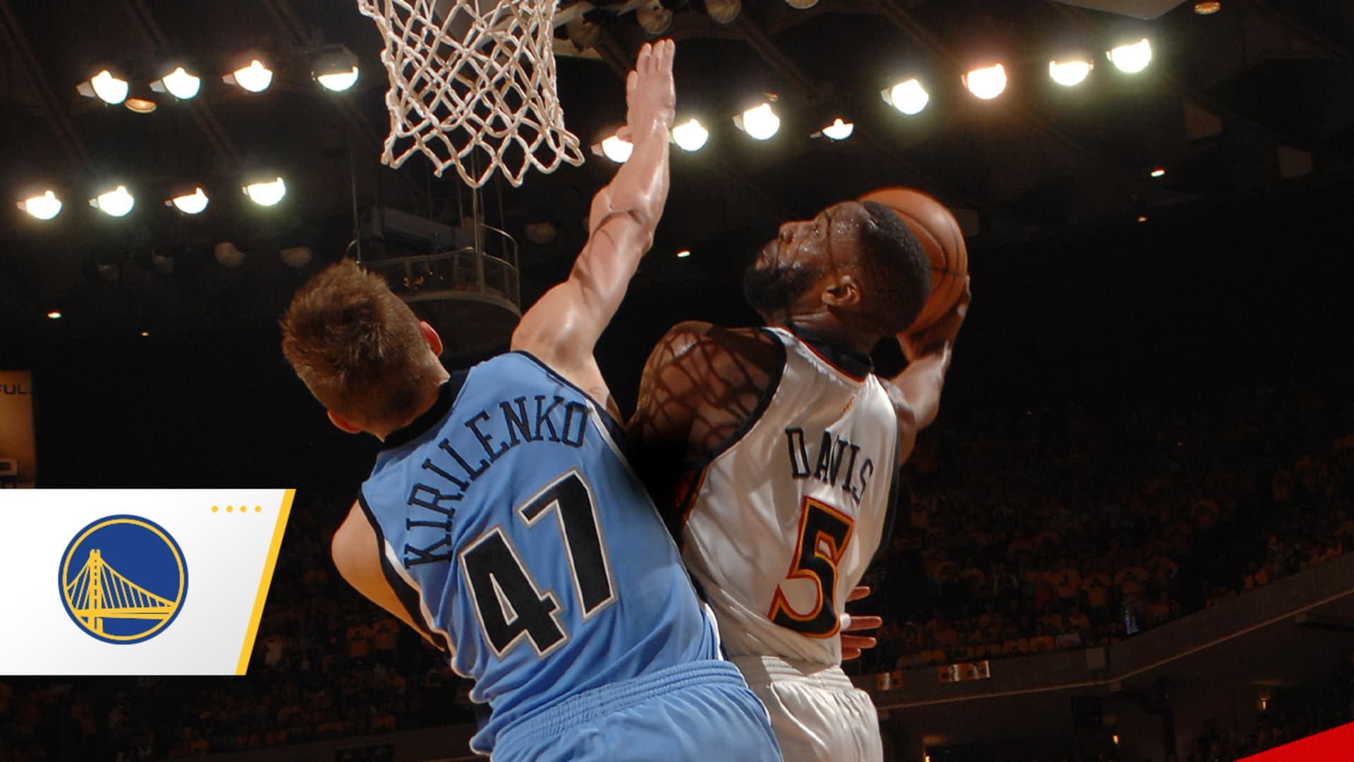 All Access: The Baron Davis Dunk