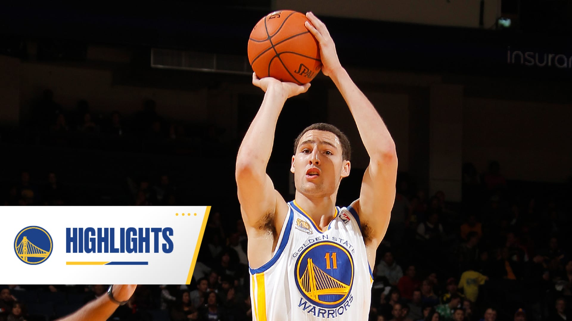 Klay Thompson Rookie Year Highlights | Warriors Archive