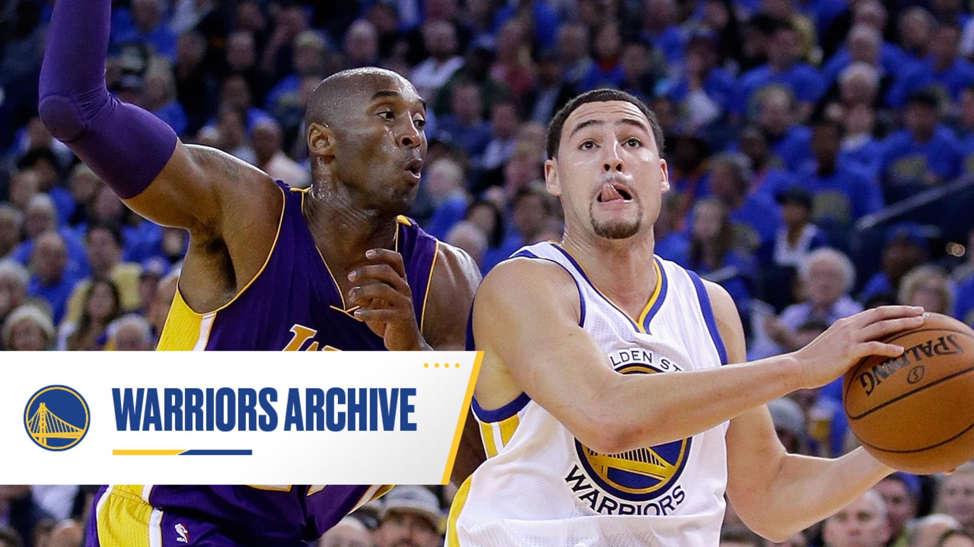 Klay Thompson's 41 Points Leads Dubs in Win Over Kobe and Lakers