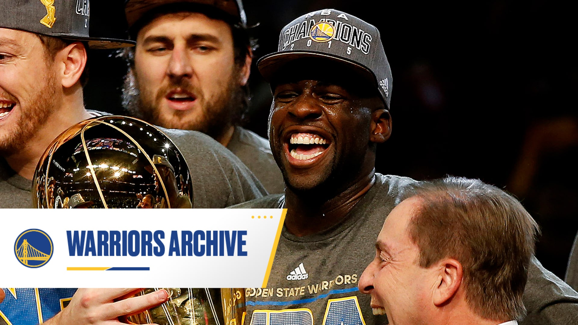Draymond Green Notches Triple-Double in 2015 NBA Finals Clincher