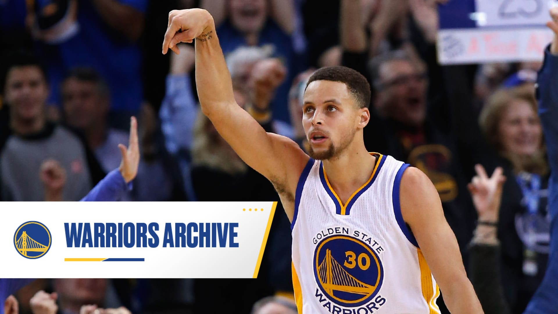 Stephen Curry Hits Half-Court Shot in Triple-Double and Win Over Pacers