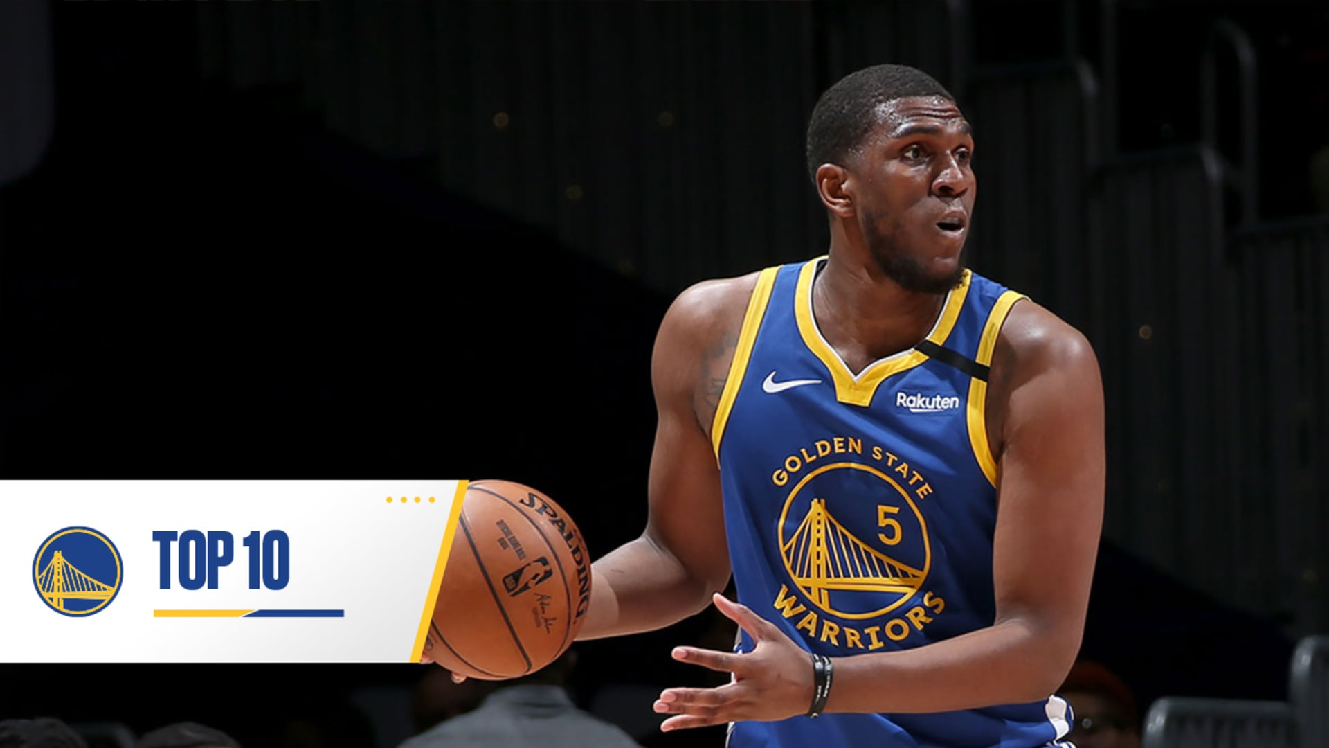 Kevon Looney's Top 10 Plays of the Year