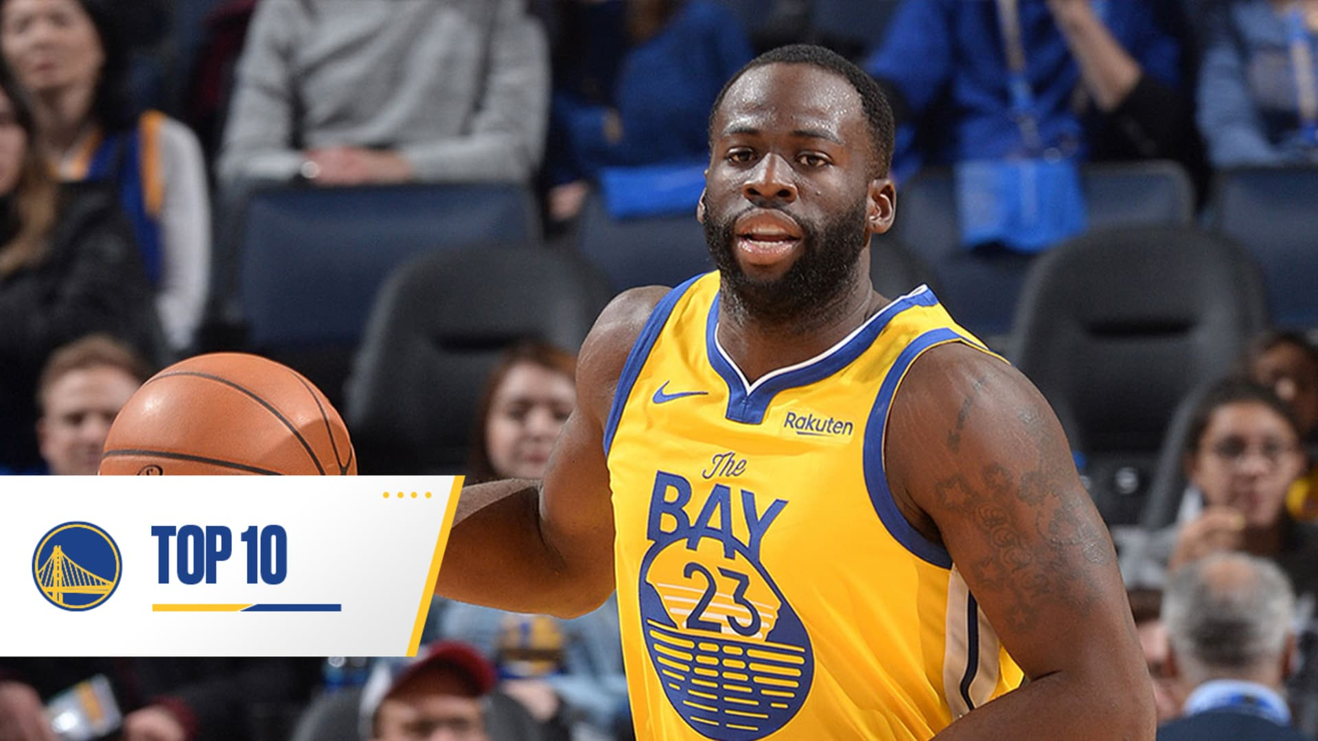 Draymond Green's Top 10 Plays of 2019-20