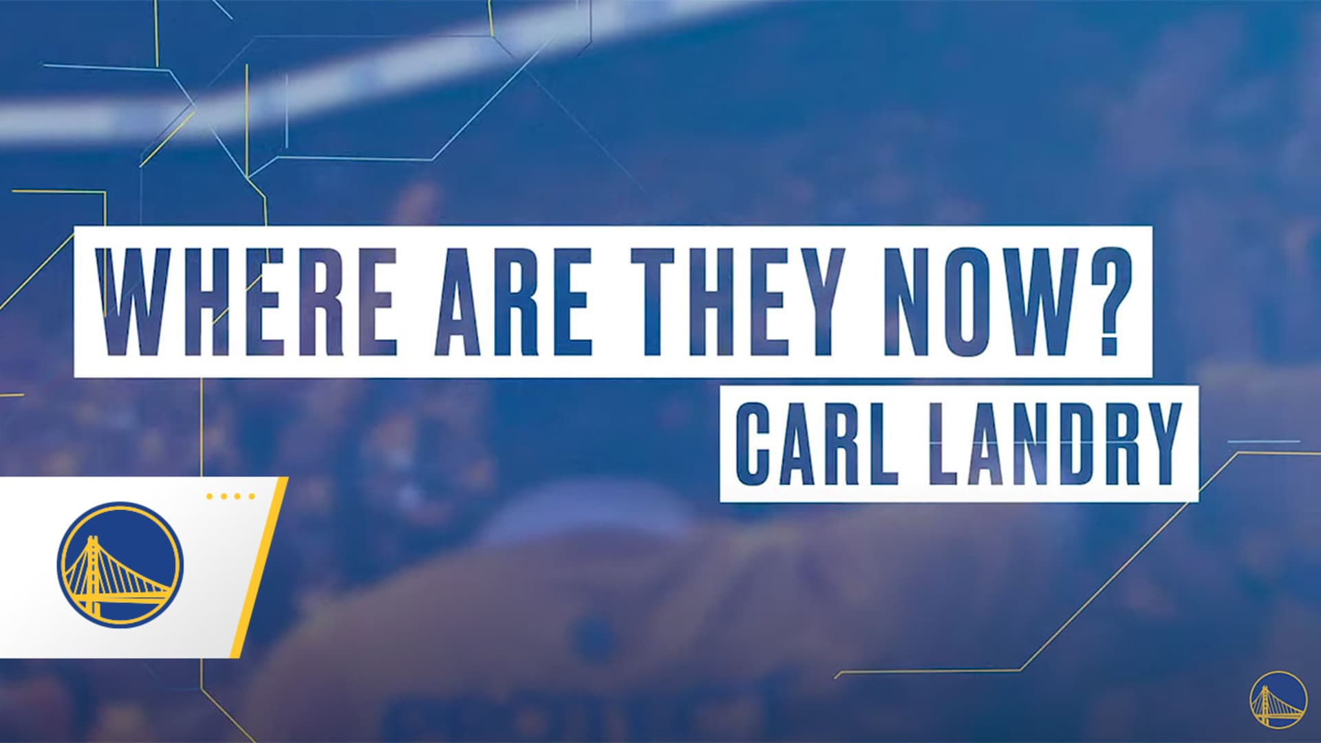 Where Are They Now featuring Carl Landry, Presented by Pepsi