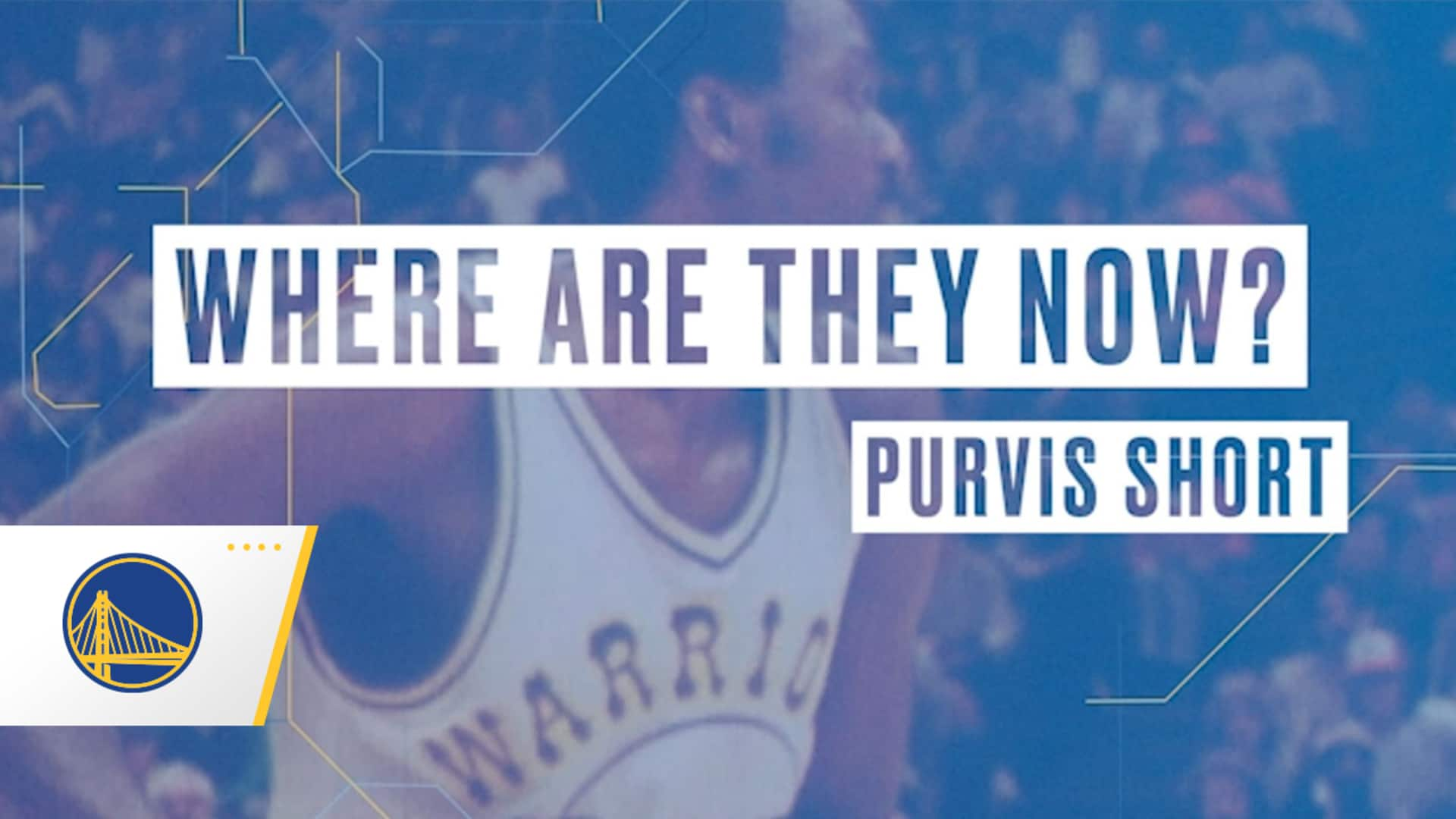 Where Are They Now featuring Purvis Short, Presented by Pepsi