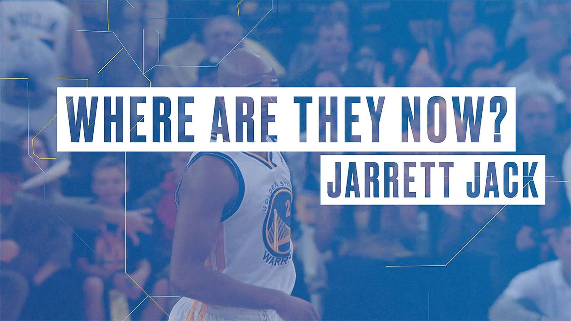 Where Are They Now featuring Jarrett Jack, Presented by Pepsi