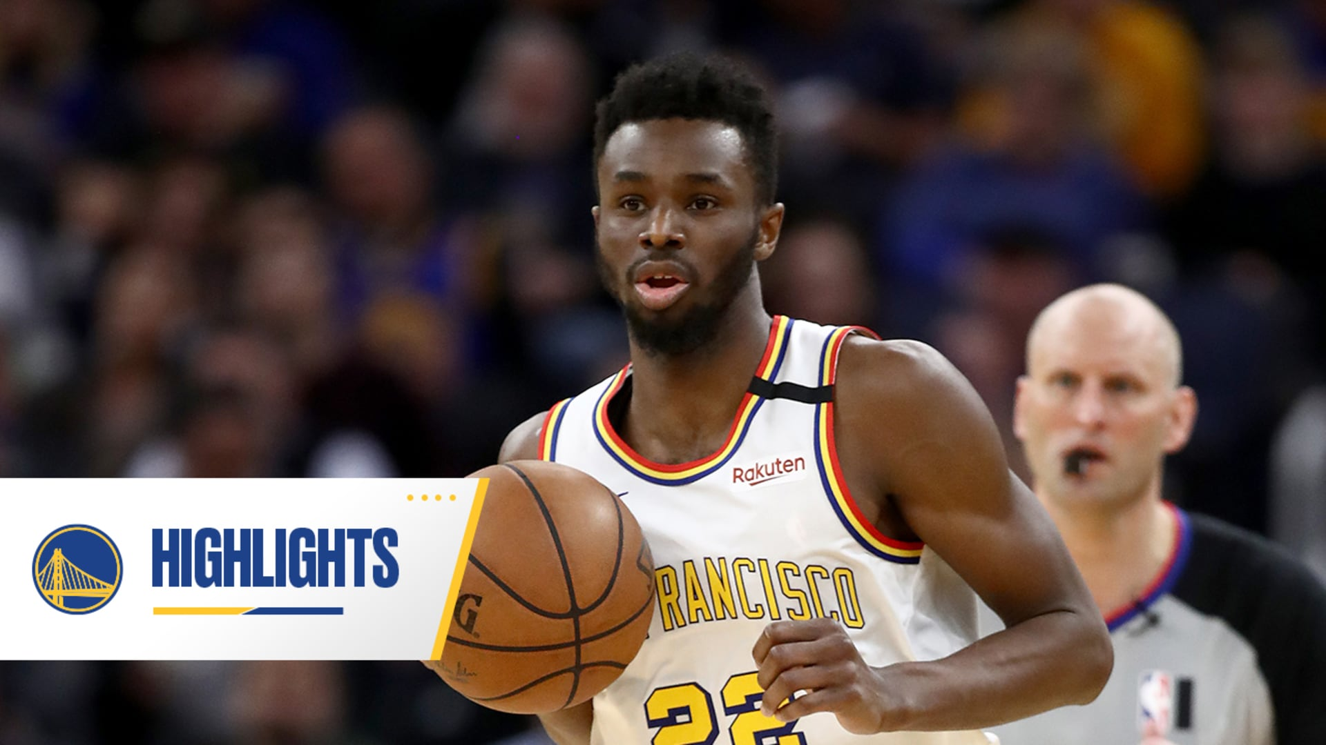 Highlights: End of Season Reinforcements from Andrew Wiggins, Juan Toscano-Anderson, Mychal Mulder