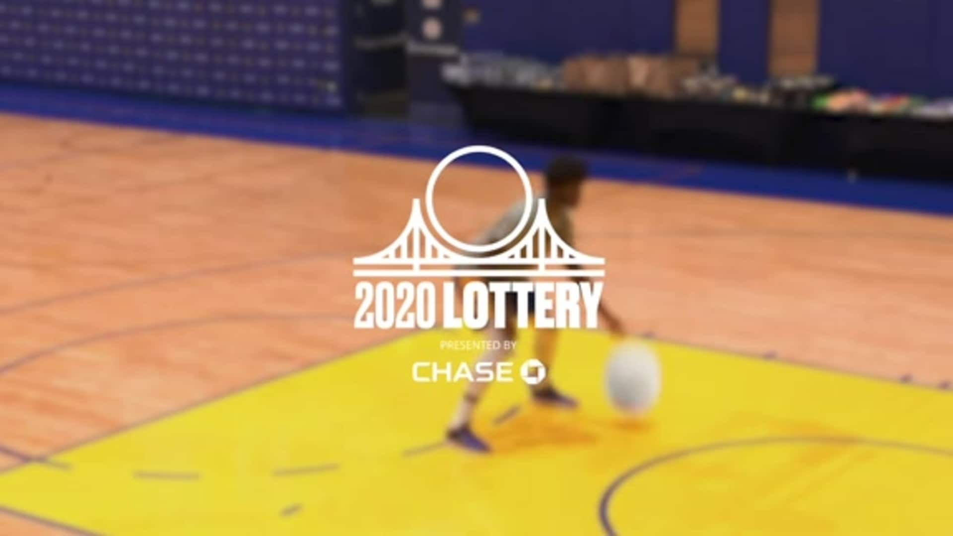 2020 NBA Draft Lottery Teaser featuring Marquese Chriss