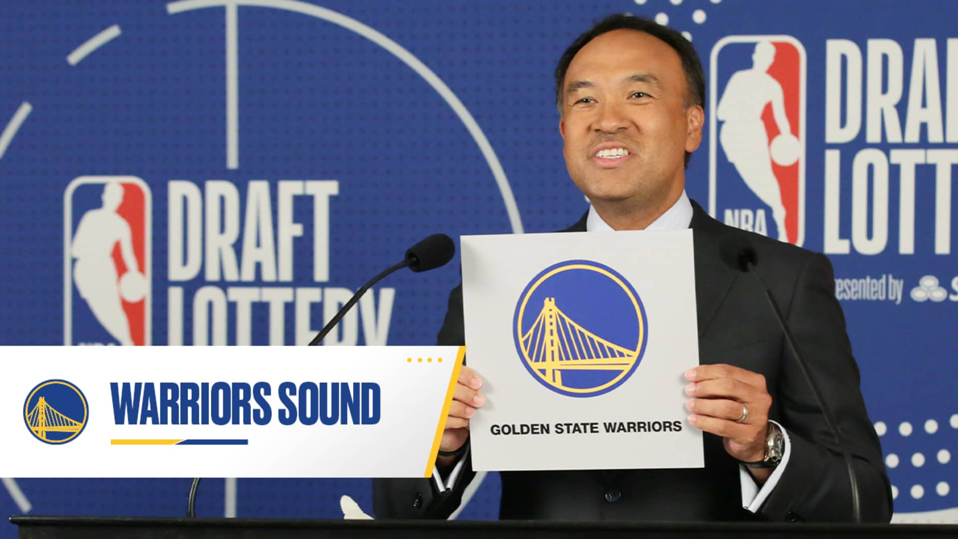 Warriors Sound: NBA Draft Lottery Recap