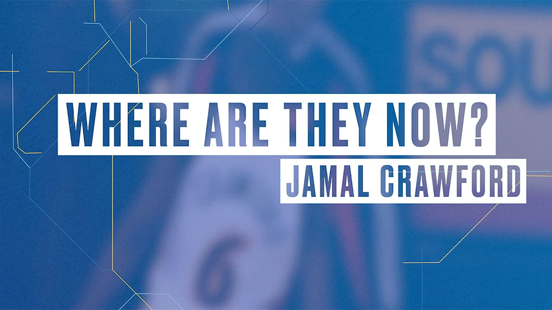 Where Are They Now featuring Jamal Crawford