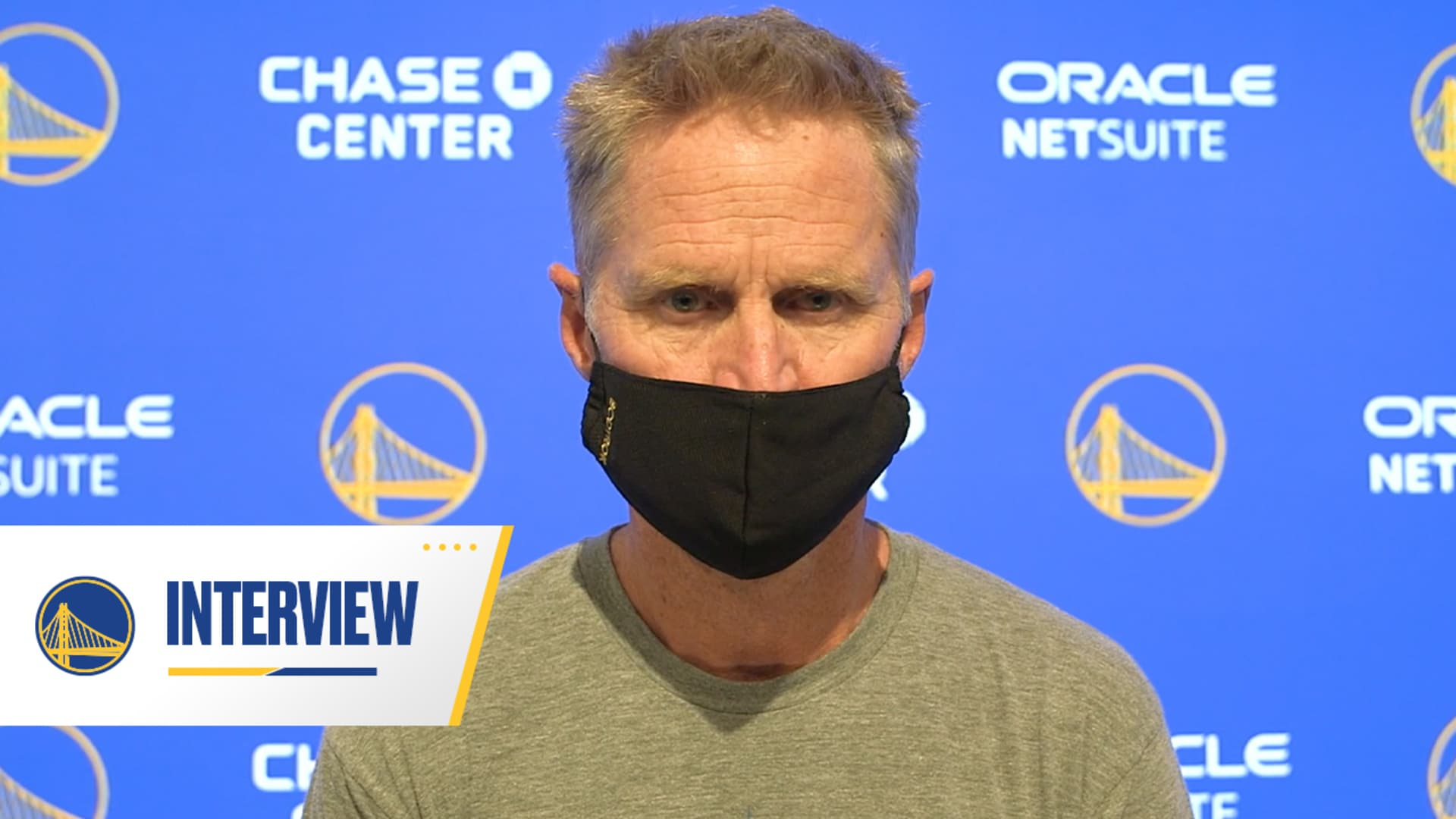 Warriors Talk: Steve Kerr - 9/23/20