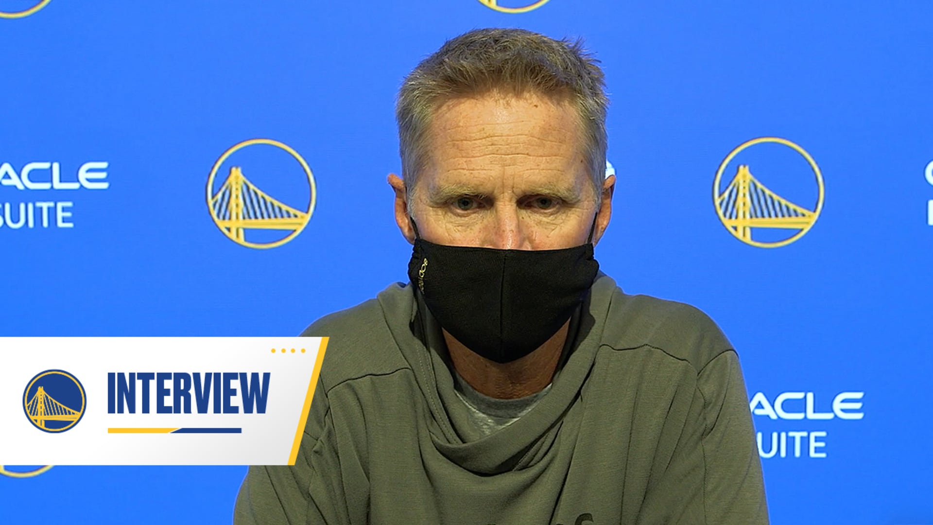 Warriors Talk: Steve Kerr - 9/25/20