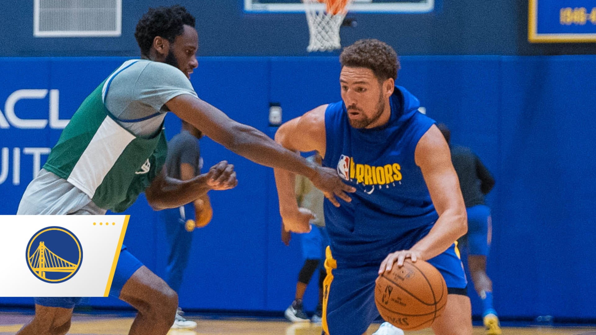 Inside the Dubble | Warriors Minicamp | Sept. 25, 2020