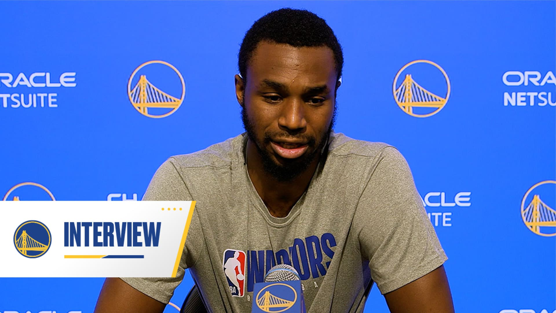 Warriors Talk: Andrew Wiggins - 9/28/20