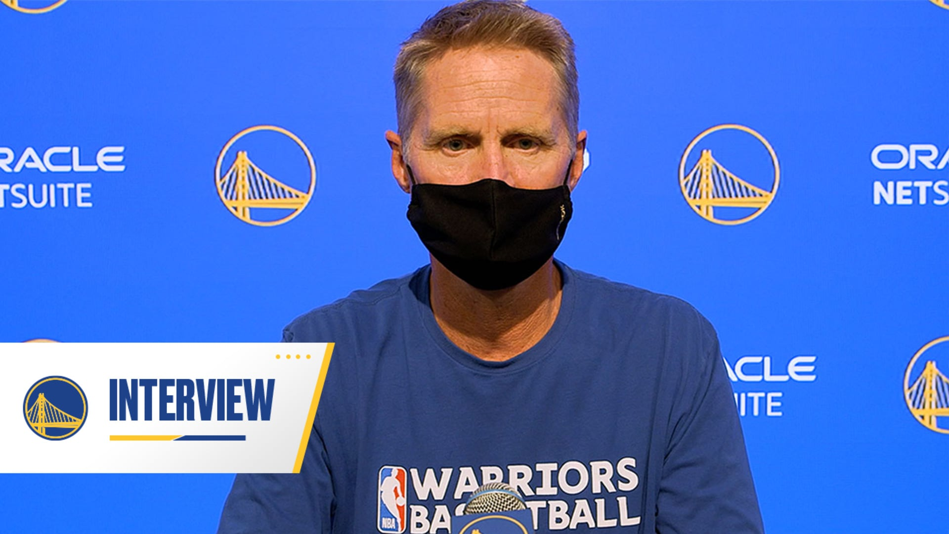 Warriors Talk: Steve Kerr - 9/28/20