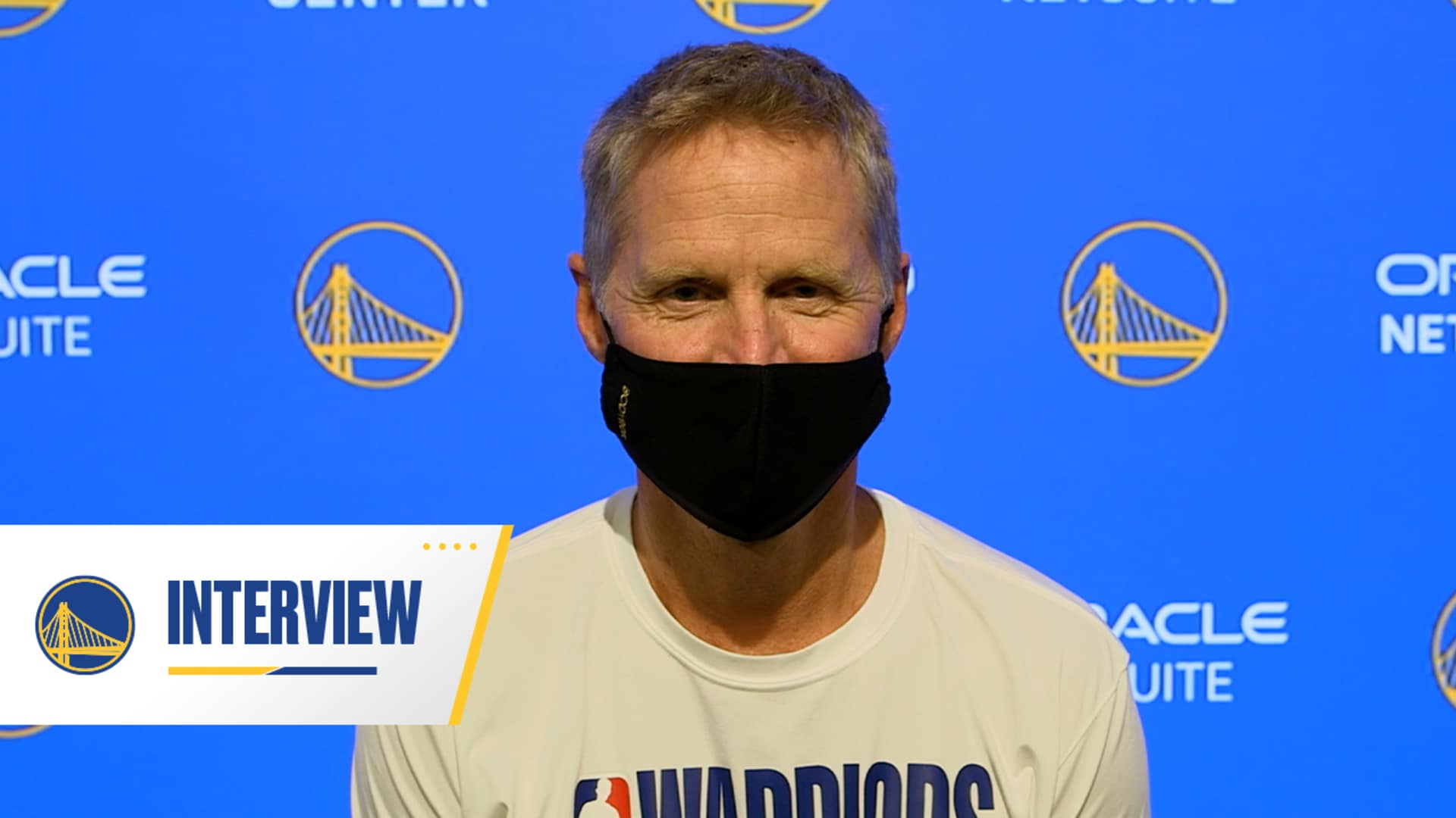 Warriors Talk: Steve Kerr - 9/30/20